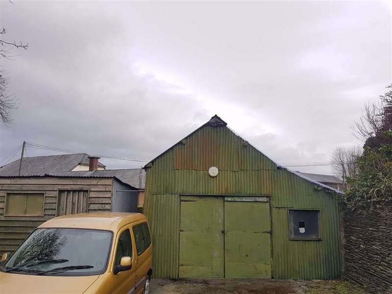 2 Bedrooms Land Commercial for sale in Aberystwyth Road, Machynlleth