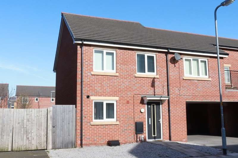 3 Bedrooms Semi Detached House for sale in Hertford Road, Bootle, Merseyside, L20