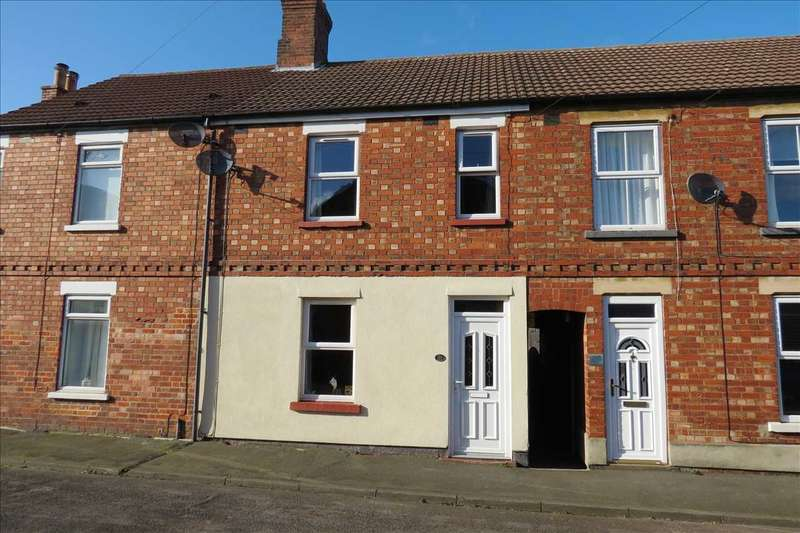 3 Bedrooms Terraced House for sale in Queen Street, Sleaford