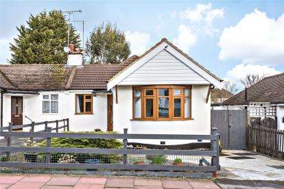 3 Bedrooms Semi Detached Bungalow for sale in Friar Road, Orpington, Kent