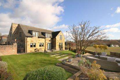 4 Bedrooms Detached House for sale in Ashfurlong Drive, Sheffield, South Yorkshire