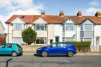 2 Bedrooms Terraced House for sale in Elson, Gosport, Hampshire