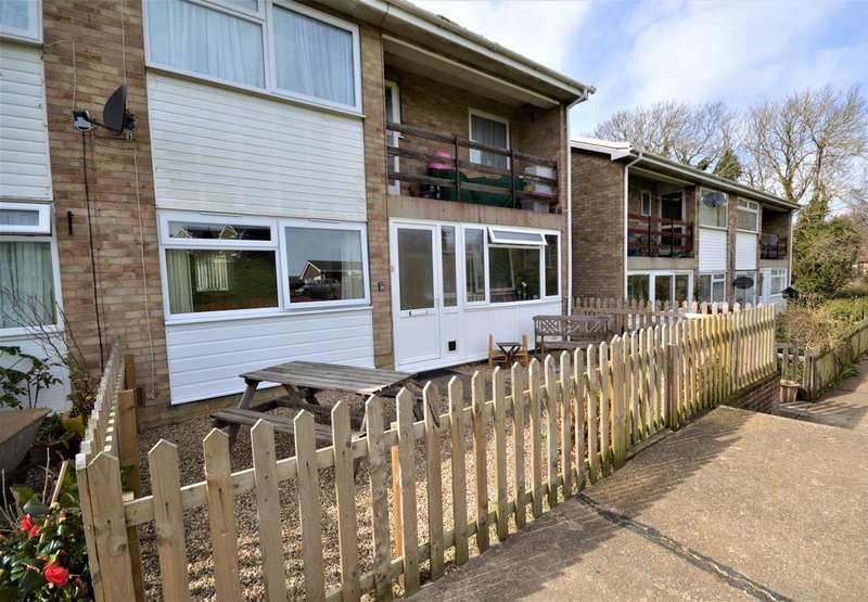2 Bedrooms Ground Flat for sale in Blythe Way, Shanklin