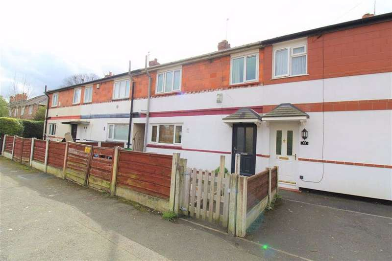 3 Bedrooms Semi Detached House for sale in Ashford Road, Manchester