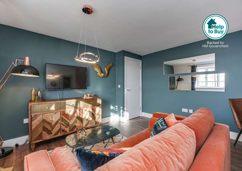 1 Bedroom Apartment Flat for sale in Apartment 39, Lancaster Avenue, West Norwood, London
