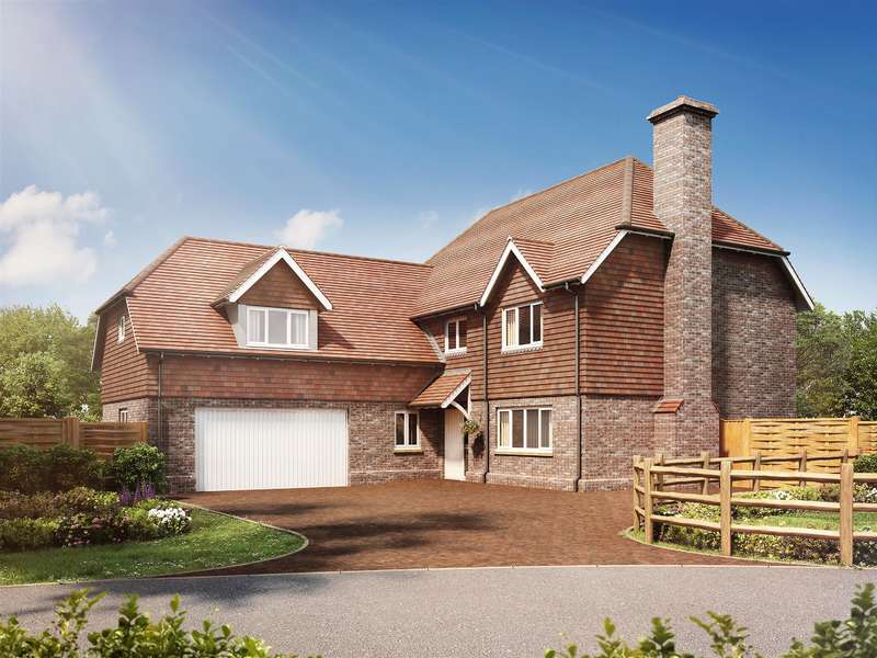 5 Bedrooms Detached House for sale in Courthorpe House - Greycoats Development, Cranbrook