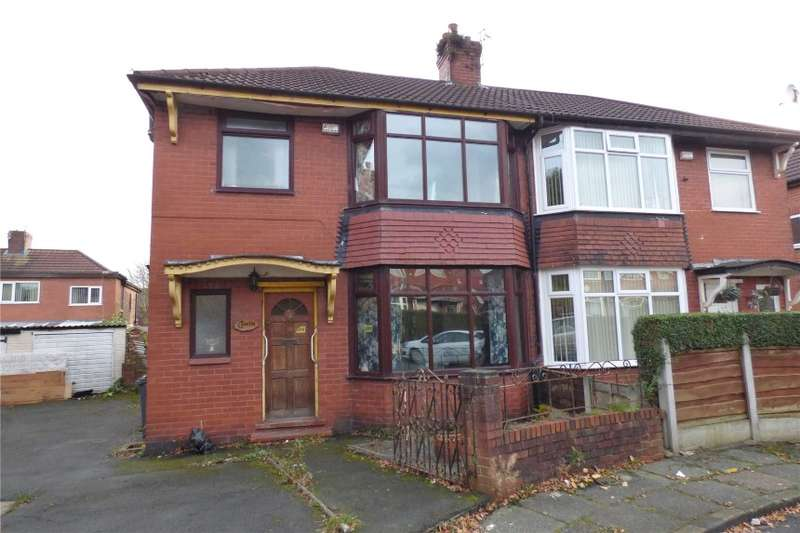 3 Bedrooms Semi Detached House for sale in 12 Delside Avenue, Moston, Manchester