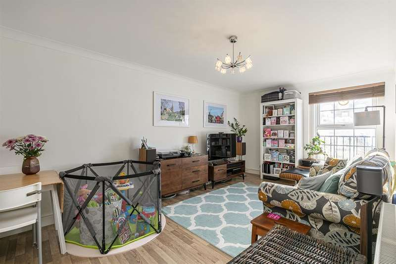 2 Bedrooms Apartment Flat for sale in Walford Road, London, N16