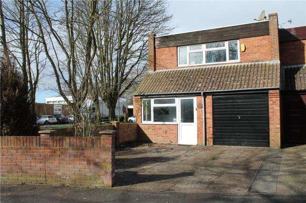 3 Bedrooms Semi Detached House for sale in St. Barbara Way, Portsmouth, Hampshire