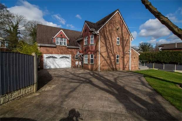 4 Bedrooms Detached House for sale in Regent Road, Lostock, Bolton, Lancashire