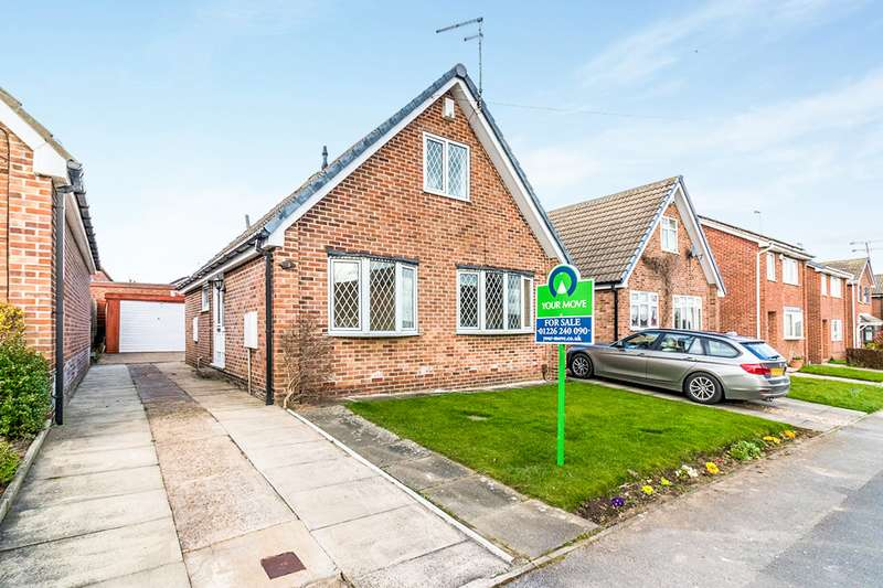 3 Bedrooms Detached Bungalow for sale in Pine Hall Drive, Barnsley, S71