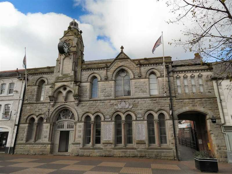 Commercial Property for sale in High Street, Holywell, Flintshire, CH8