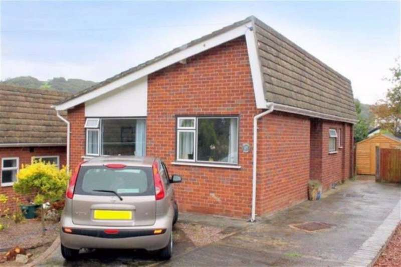 2 Bedrooms Detached Bungalow for sale in Maes Gweryl, Conwy, Conwy