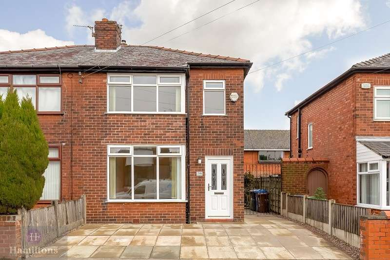 3 Bedrooms Semi Detached House for sale in Charles Street, Leigh, Greater Manchester. WN7 1PP