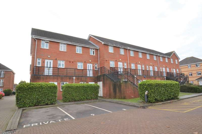 3 Bedrooms Flat for sale in Eastleigh