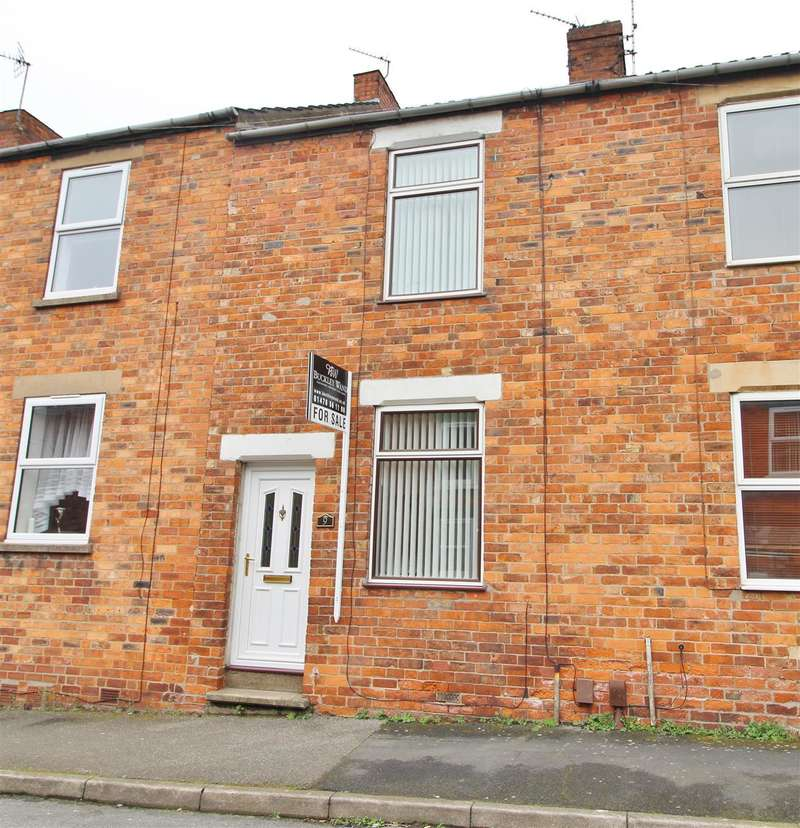 2 Bedrooms Terraced House for sale in Stuart Street, Grantham