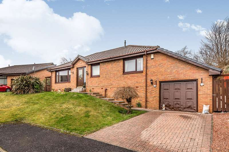 3 Bedrooms Detached Bungalow for sale in Fairways Avenue, Maddiston, FK2