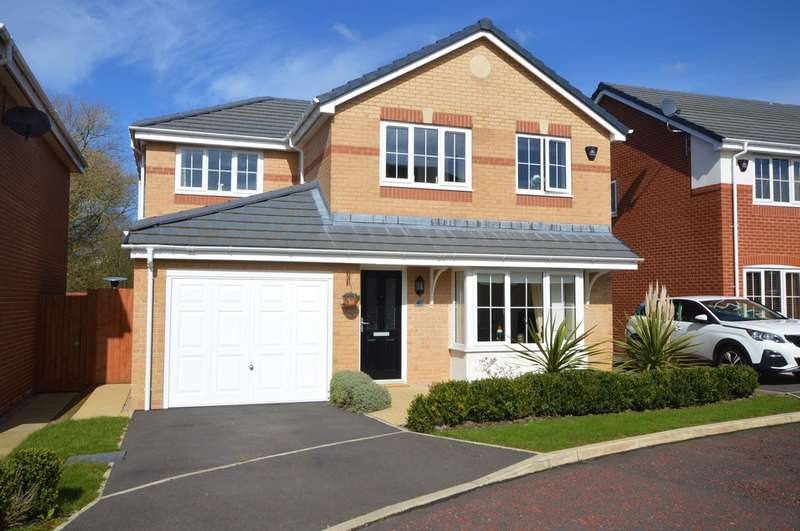 4 Bedrooms Detached House for sale in Orchid Way, Magnolia Point