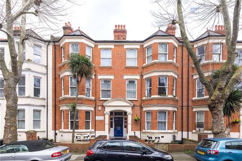 2 Bedrooms Flat for sale in Cranworth Gardens, Oval, London, SW9