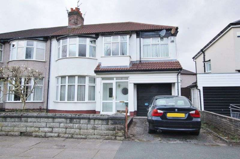 4 Bedrooms Property for sale in Cooper Avenue North, Liverpool