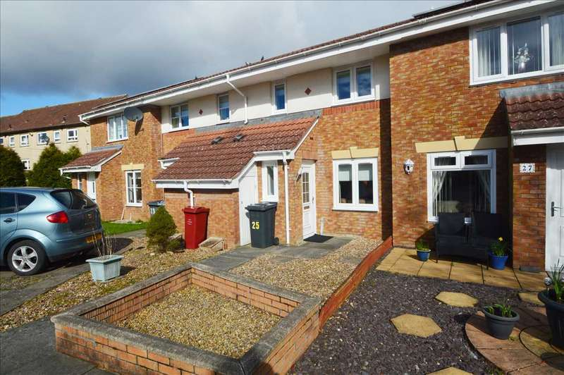 2 Bedrooms Terraced House for sale in Leys Park, Hamilton