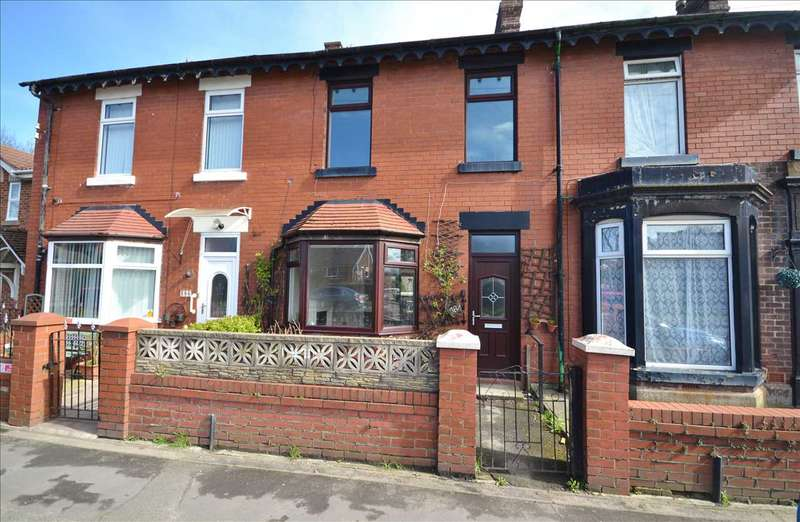 3 Bedrooms Terraced House for sale in Preston Road, Clayton Le Woods, Chorley