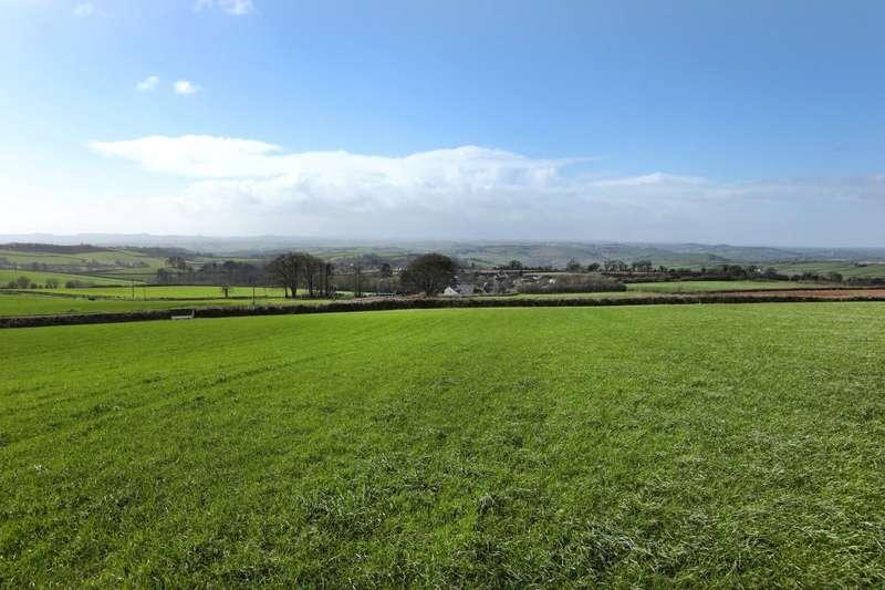 3 Bedrooms Farm Commercial for sale in Kelly, Lifton, Devon, PL16