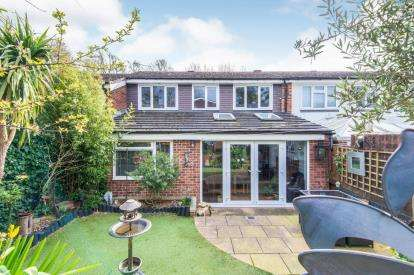 4 Bedrooms Terraced House for sale in Chandlers Ford, Eastleigh, Hampshire