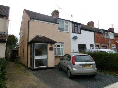 2 Bedrooms End Of Terrace House for sale in Fareham, Hants