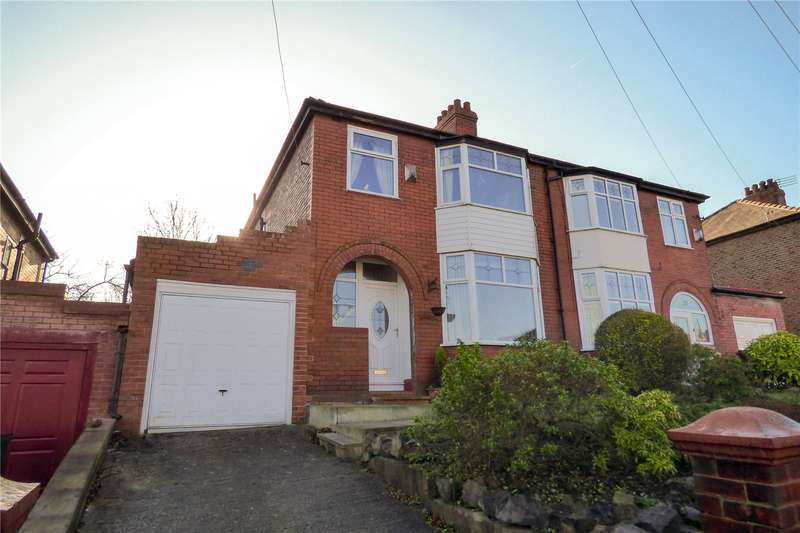 3 Bedrooms Semi Detached House for sale in Clarendon Road, Audenshaw, Manchester, Greater Manchester, M34