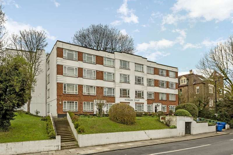 2 Bedrooms Flat for sale in Norman Court, Lordship Lane, London SE22