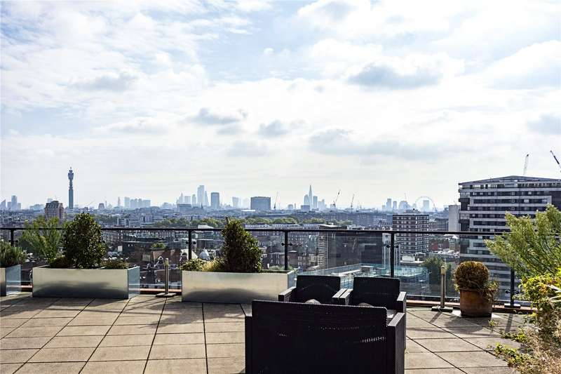 3 Bedrooms Flat for sale in Balmoral Apartments, 2 Praed Street, London, W2