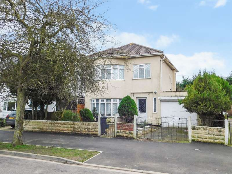 3 Bedrooms Detached House for sale in Castleton Boulevard, Skegness, PE25 2TS