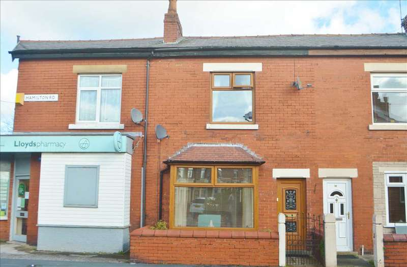 2 Bedrooms Terraced House for sale in Hamilton Road, Chorley