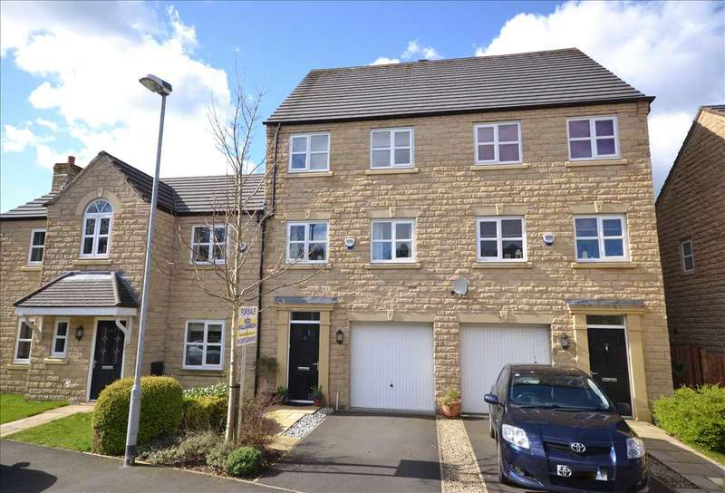 3 Bedrooms Mews House for sale in Lightoller Close, Chorley