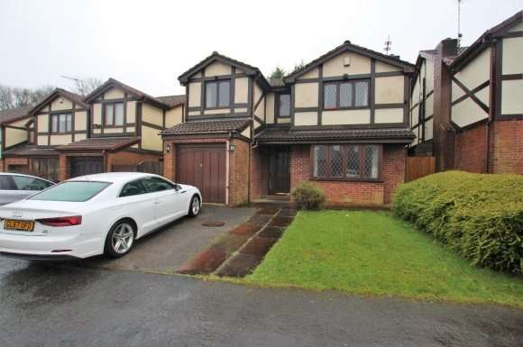 4 Bedrooms Property for sale in Satinwood Close, Ashton-in-Makerfield, Wigan