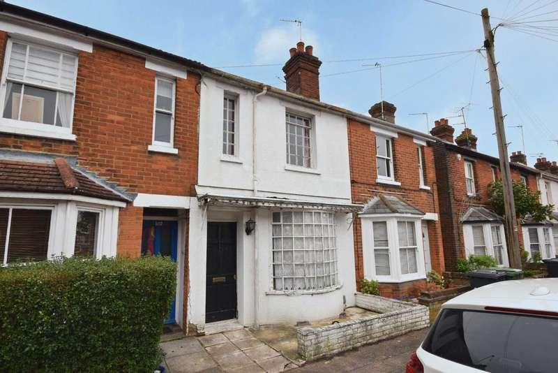 2 Bedrooms Terraced House for sale in Brookvale , Basingstoke, RG21