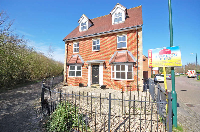 5 Bedrooms Detached House for sale in Chatsworth Avenue, Great Notley, Braintree, CM77
