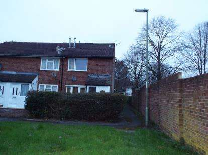 2 Bedrooms End Of Terrace House for sale in Boyatt Wood, Eastleigh, Hampshire