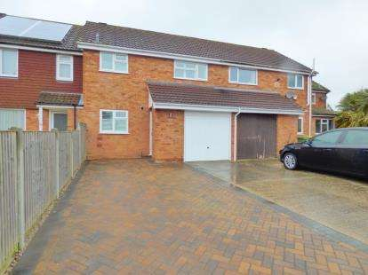 3 Bedrooms Terraced House for sale in Hill Head, Fareham, Hampshire