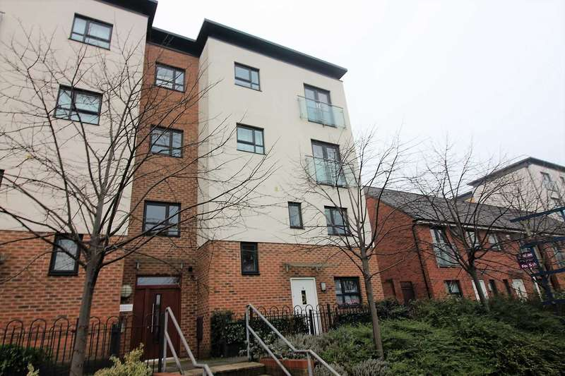 1 Bedroom Apartment Flat for sale in Great Clowes Street, New Broughton