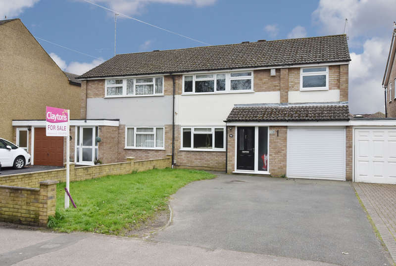 4 Bedrooms Semi Detached House for sale in High Road, Leavesden, Watford
