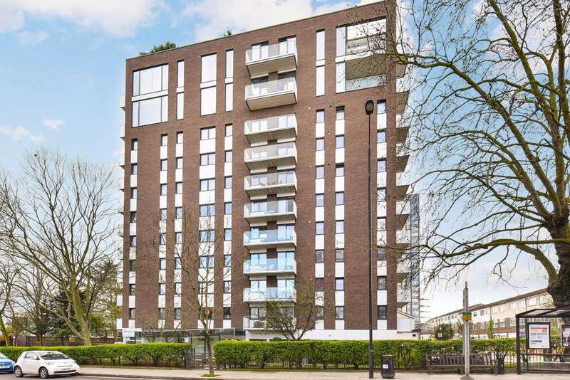 2 Bedrooms Flat for sale in Kings College Court, London, NW3