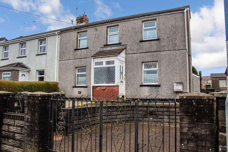 3 Bedrooms End Of Terrace House for sale in Brynwern, Pontypool, NP4