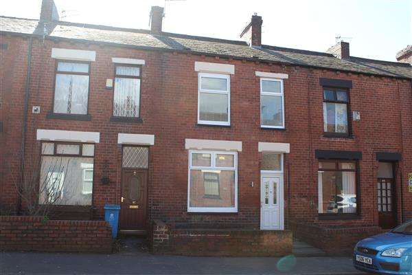 2 Bedrooms Terraced House for sale in Thompson Lane, Chadderton, Oldham
