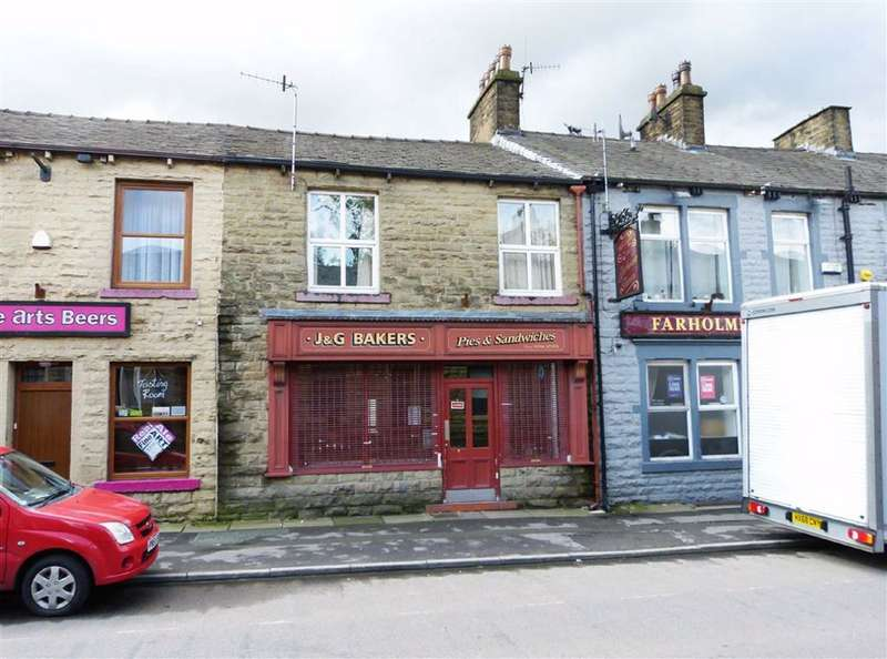 1 Bedroom Commercial Property for sale in Newchurch Road, Bacup