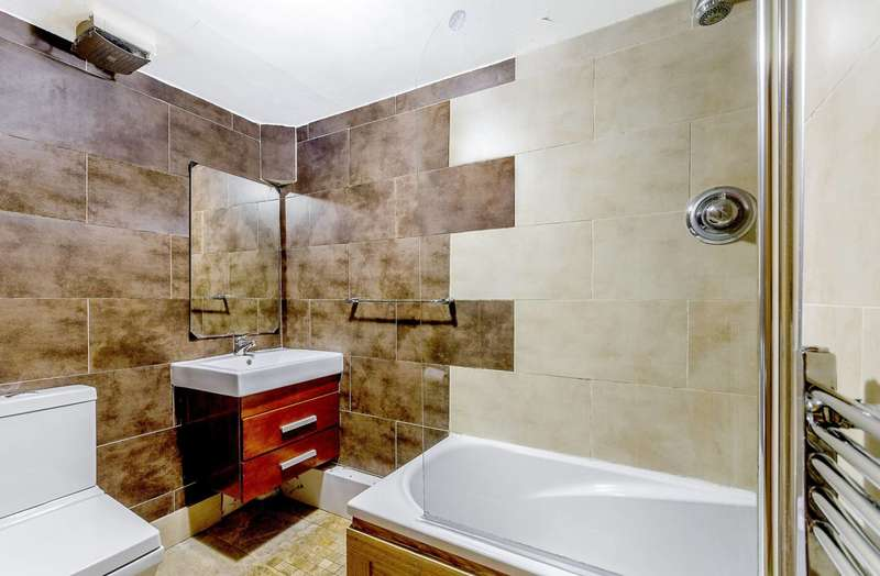 1 Bedroom Flat for sale in Broadhurst Gardens, NW6, West Hampstead, NW6