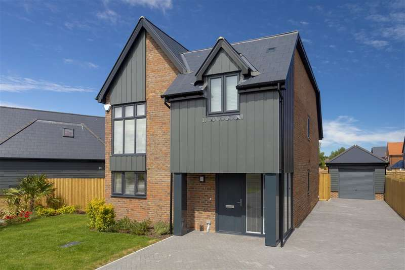 3 Bedrooms Detached House for sale in The Chichester, (SHOWHOME AVAILABLE TO VIEW), Mulberry Place, Cockreed Lane, New Romney