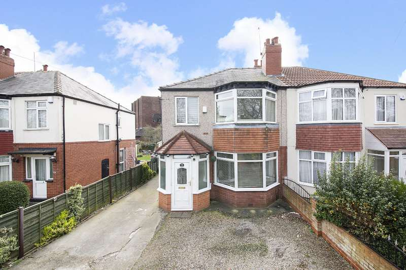 3 Bedrooms Semi Detached House for sale in Foundry Lane, Leeds, West Yorkshire, LS9 6RF