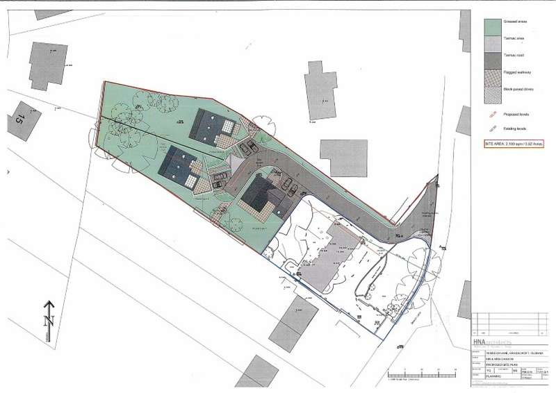 Land Commercial for sale in Land to the Rear of 18 Beech Lane, Grasscroft, Oldham, Lancashire